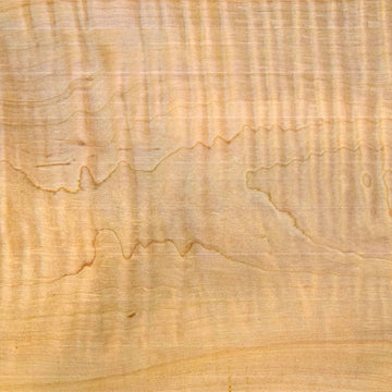 4/4 Curly Hard Maple Lumber, Shipped from Florida