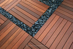 Ipe Deck Tiles 24 x 24 - Smooth
