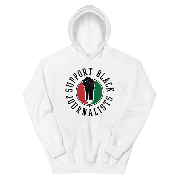 Support Black Journalists (Light) Hoodie