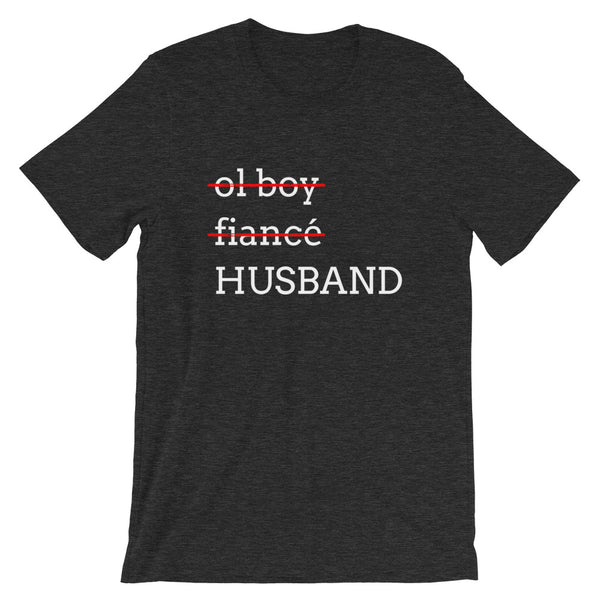 Levels Husband (Dark) T-Shirt