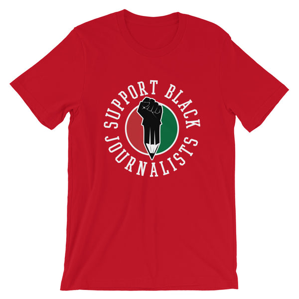 Support Black Journalists (Dark) T-Shirt
