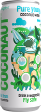 Laden Sie das Bild in den Galerie-Viewer, Coconaut GoHigher! - 100% Pure Young Coconut Water - 12er Tray