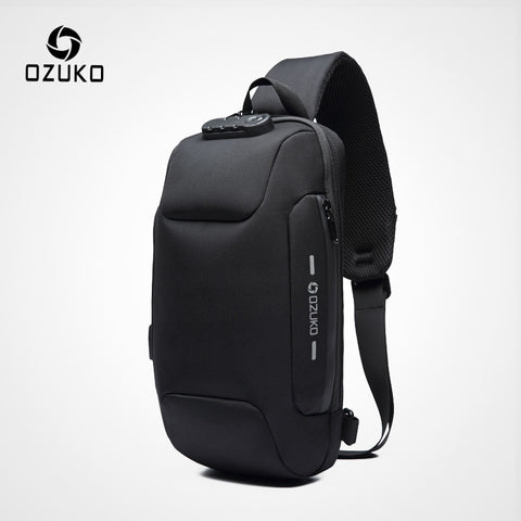 Anti-theft Multi-Functional Waterproofed Bag for Men