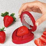 Stainless Steel Strawberry Slicer