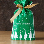 3/5 Pieces Christmas Gift Sacks For Decoration / Presents