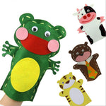 Handmade Cartoon Animals Toys For Babies