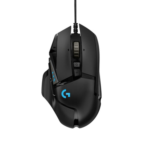 Logitech G502 Hero Master Gaming Mouse For Professional Gamers