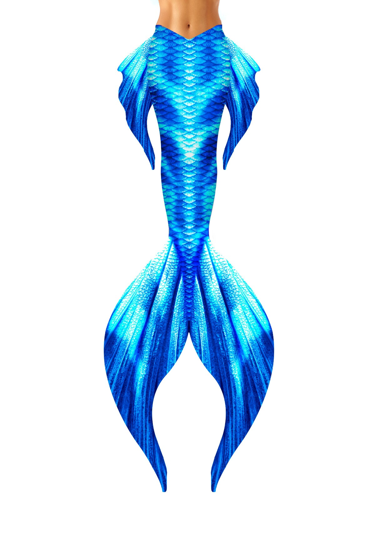 Ice Classic Mermaid Tail