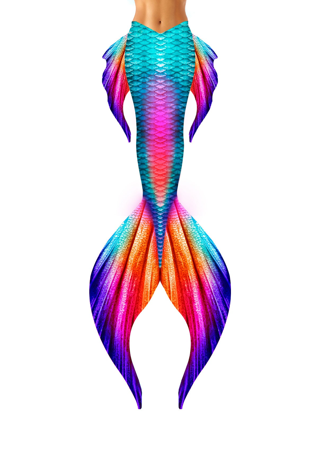 Paradise Classic Mermaid Tail