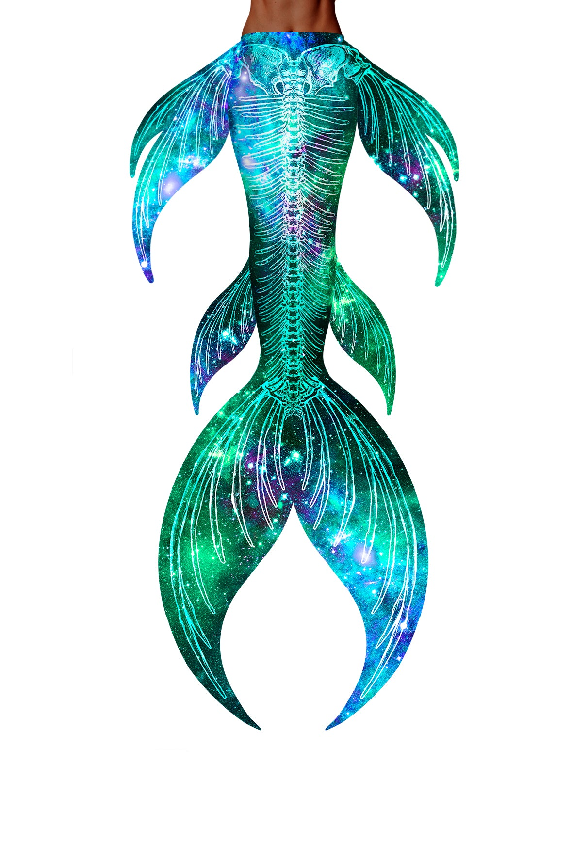 Celestial Mermaid Tail