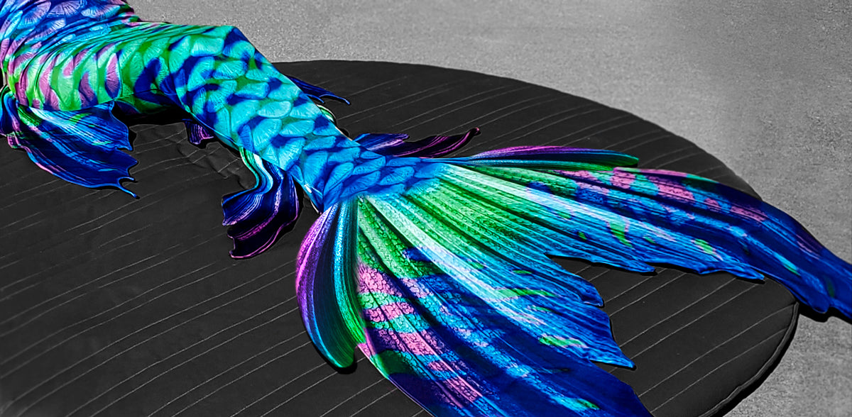 Utopia Serendipity Mermaid Tail