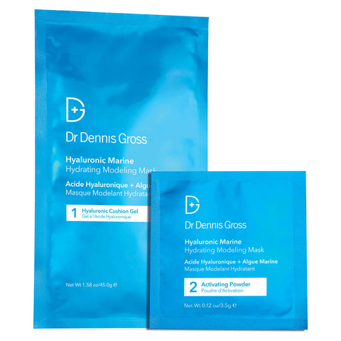 Hyaluronic Marine Hydrating Modeling Mask (Pack of 4)