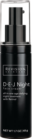 D·E·J Night face cream®