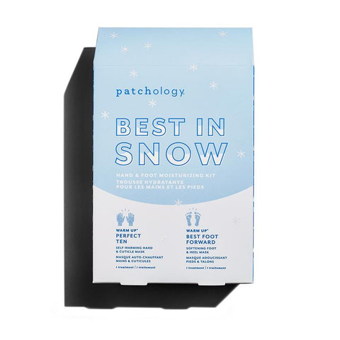 Best in Snow: Hand & Foot Moisturizing Kit