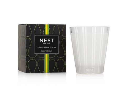 Lemongrass & Ginger Classic Candle