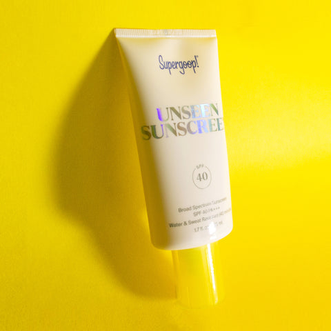 Unseen Sunscreen SPF 40 - Face