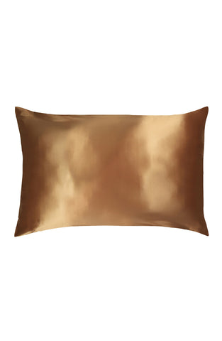 Queen Pillowcase - Gold