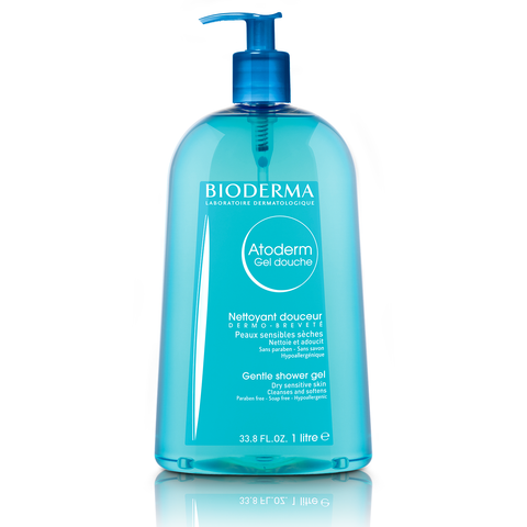 Atoderm Shower Gel - 33.8oz