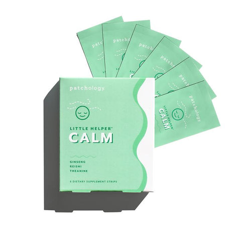 Little Helper® Supplement Strips: Calm