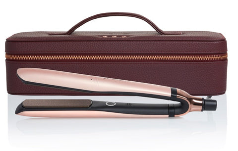 ghd platinum + rose gold gift set