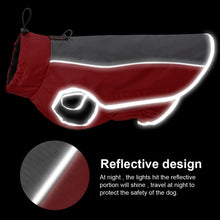 Load image into Gallery viewer, Reflective Waterproof Vest