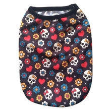 Load image into Gallery viewer, Skull Print Shirt