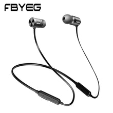 Load image into Gallery viewer, Bluetooth Headphones Bass neckband earbuds with Mic for phones xiaomi by FBYEG - 24sevendeal