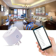 Load image into Gallery viewer, Smart Home Plug US/EU Plug Outlet Socket Work with APP Alexa/Google Assistant  No Hub Required