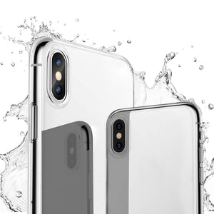 Luxury Case For iPhone X XS 8 7 6 s Plus Capinhas Ultra Thin Slim Soft TPU Silicone iPhone XR Coque Fundas