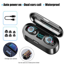 Load image into Gallery viewer, Wireless Stero Sound Ear Phones Bluetooth Earphone 5.0 Noise Canceling Headset mi for xiaomi iphone 7 8