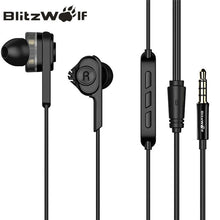 Load image into Gallery viewer, Wired Earphone With Mic With Microphone Universal For Samsung For iPhone 6s Smartphones by BlitzWolf - 24sevendeal