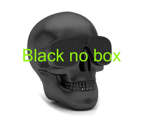 Wireless Sunglass Skull Shape Speaker Mobile Subwoofer Multipurpose Portable Speaker Cool