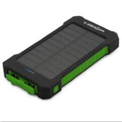 Solar Charger Power Bank Outdoor Emergency External Battery for Mobile Phone Tablets iphone Samsung - 24sevendeal