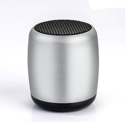 Metal Super Mini Wireless Bluetooth Speaker with Selfie Remote Control - 24sevendeal