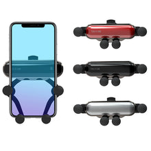 Load image into Gallery viewer, Gravity Linkage Fivetech Telescopic Handy Car small Phone Holder Navigation Stand - 24sevendeal