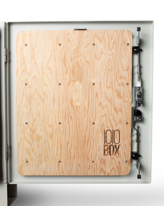 IOIOBox Accessory :: Wood Backer