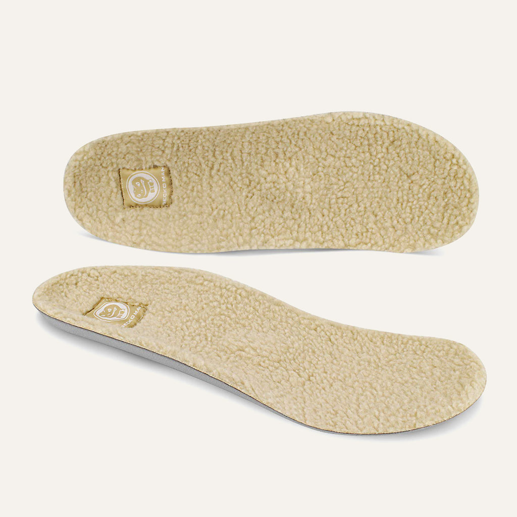Wool Orthotic Inserts - GECKOMAN