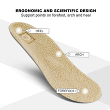 Load image into Gallery viewer, Wool Orthotic Inserts - GECKOMAN