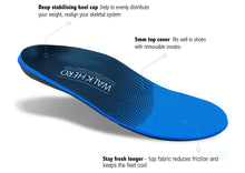 Load image into Gallery viewer, Plantar Fasciitis Feet Insole - GECKOMAN