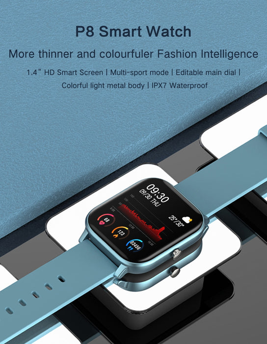 Smart Watch Touch Fitness Tracker