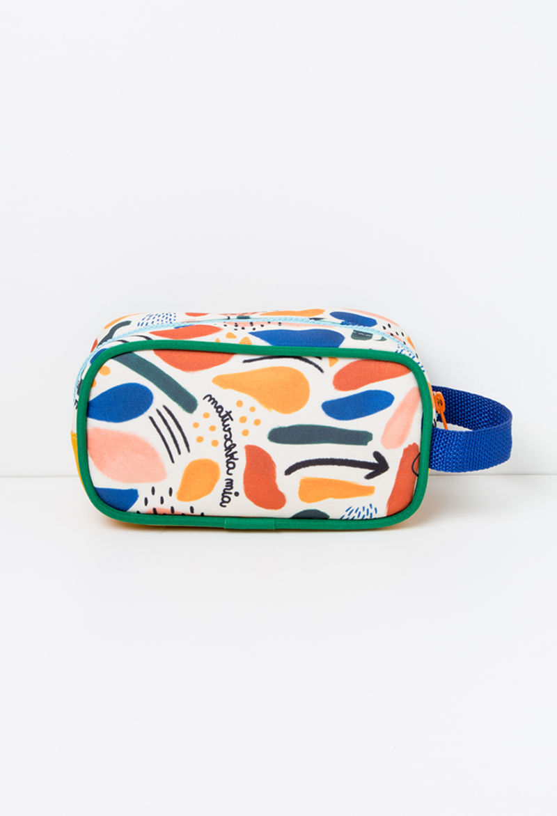 Necessaire Holiday Abstrato