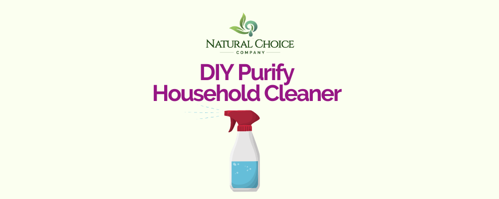 DIY Purify Household Cleaner