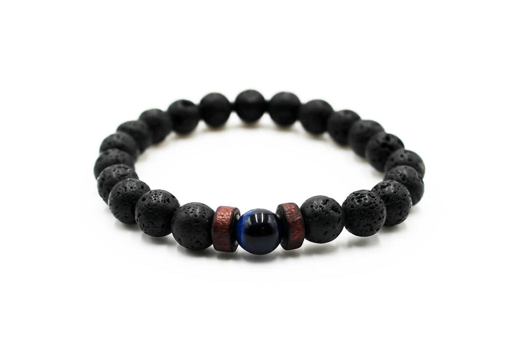 Aromatherapy Bracelet Tiger Eye - Natural Choice Company