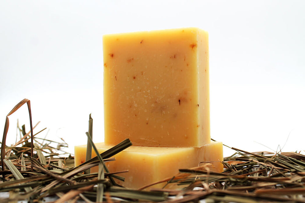 Lemongrass Aromatherapy Handmade Soap - Natural Choice Company