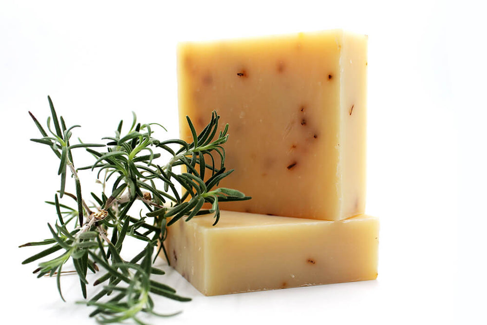 Rosemary Tea Tree Aromatherapy Handmade Soap - Natural Choice Company