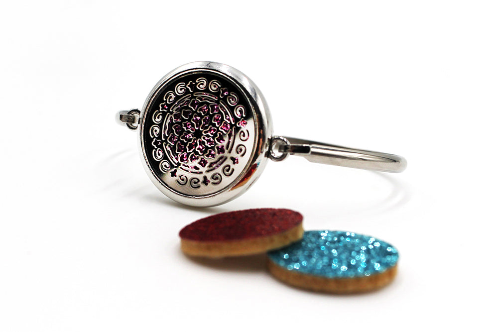 Stainless Steel Locket Aromatherapy Essential Oil Diffuser - Natural Choice Company