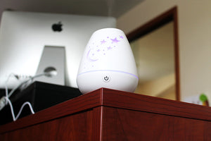 Essential Oil Diffuser - Celeste - Natural Choice Company