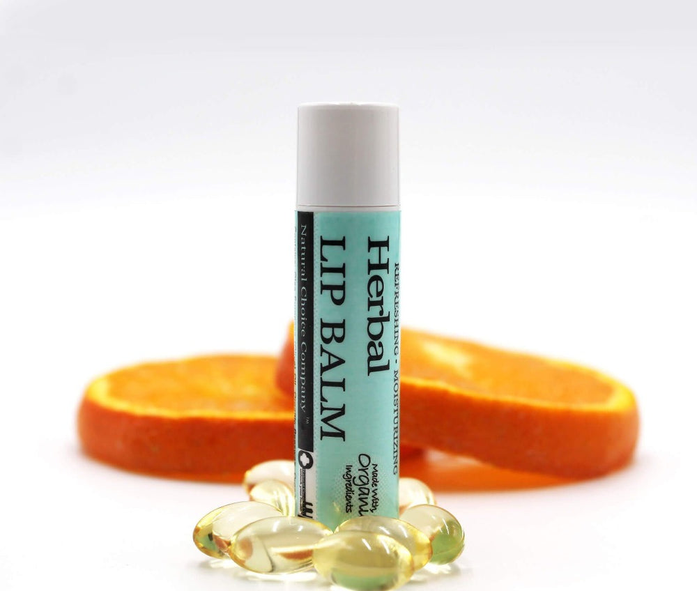 Herbal Aromatheraphy Lip Balm - Natural Choice Company