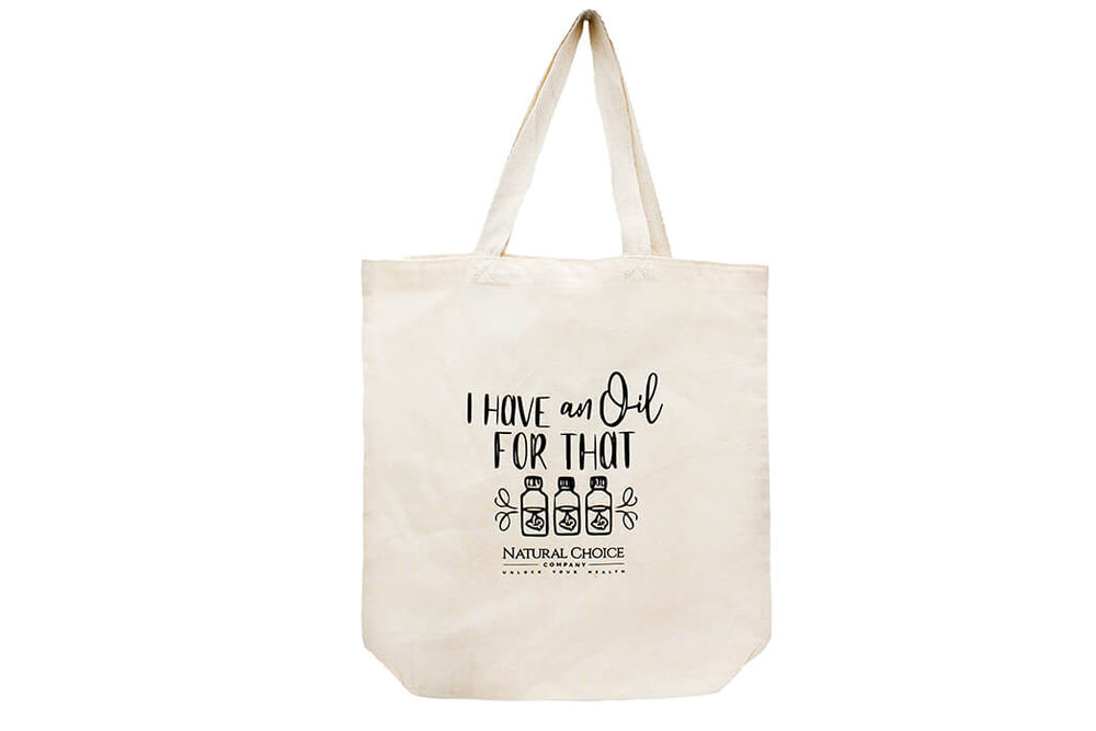 Cotton Tote Bag - Natural Choice Company