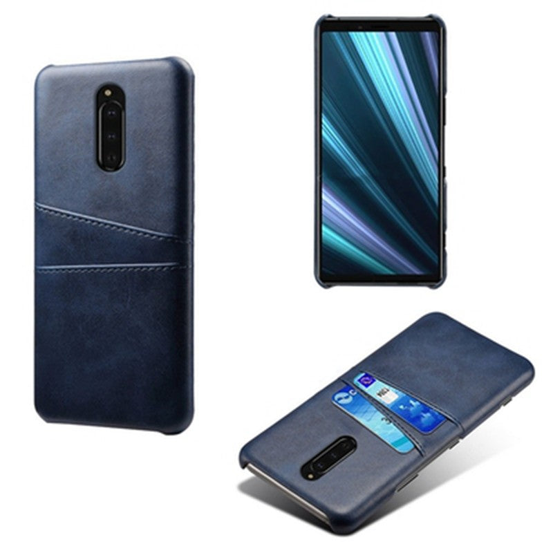 Galaxy S20 + / s20 case Cheap luxury with back pocket huawei p30 / mate 30 pro case Card holder iPhone xr / x / xs / 8/7 cover Men's Lady's